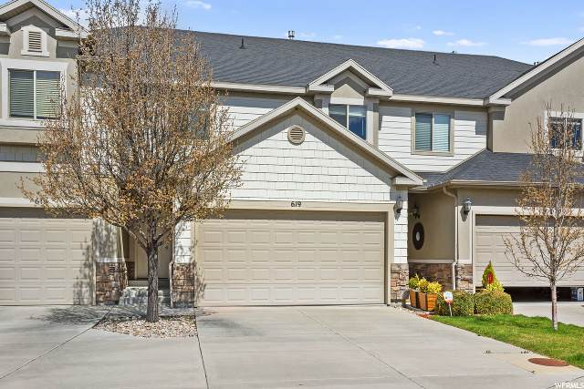 619 E Harvest Way, Draper, UT 84020 (#1665386) :: Big Key Real Estate