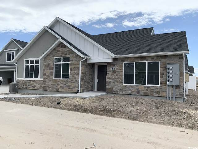 416 N Mallard Dr B, Vineyard, UT 84059 (#1665388) :: Colemere Realty Associates