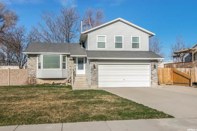 11522 S Sage Mesa Dr, Sandy, UT 84094 (#1665434) :: Exit Realty Success