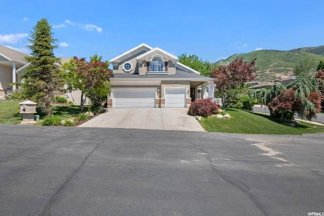 11771 S Bur Oak Ln E, Sandy, UT 84092 (#1665447) :: Exit Realty Success