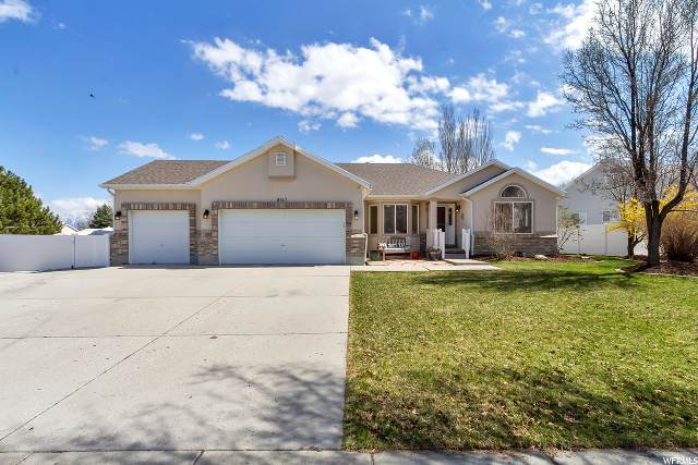 9617 S Vance Ct, South Jordan, UT 84009 (#1665487) :: Red Sign Team
