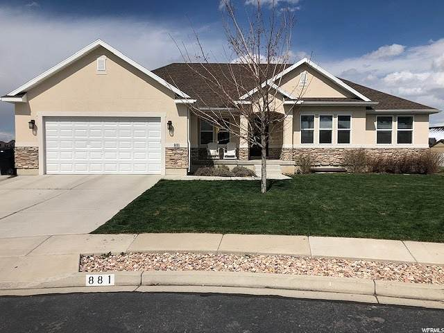881 E 540 S, Salem, UT 84653 (#1665501) :: Colemere Realty Associates