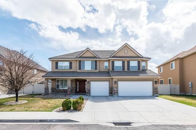 652 E 1530 S, Lehi, UT 84043 (#1665507) :: Big Key Real Estate