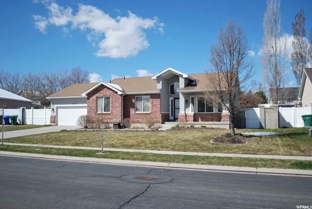 9176 S Granada Hills Dr W, West Jordan, UT 84088 (#1665508) :: Bustos Real Estate   Keller Williams Utah Realtors