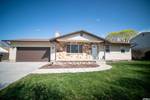 7117 S Woodgreen Rd, West Jordan, UT 84084 (#1665517) :: Bustos Real Estate   Keller Williams Utah Realtors
