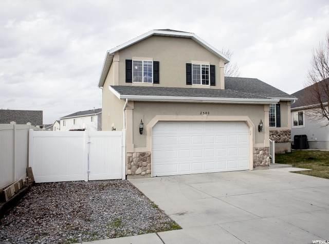 2580 W 1600 N, Lehi, UT 84043 (#1665519) :: Big Key Real Estate