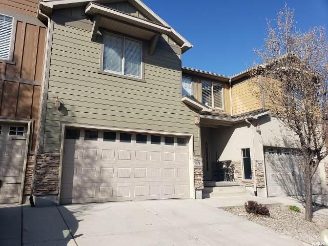 3874 W Scarlett Sage S, South Jordan, UT 84095 (#1665525) :: Big Key Real Estate