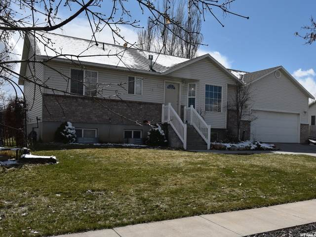 524 W 2850 S, Nibley, UT 84321 (#1665529) :: Colemere Realty Associates