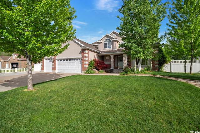 715 W Mill Shadow Dr, Kaysville, UT 84037 (#1665530) :: Doxey Real Estate Group