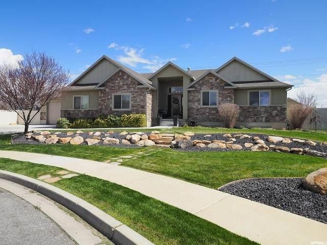 1300 N 2350 W, Lehi, UT 84043 (#1665542) :: Big Key Real Estate