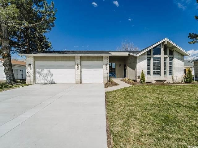 537 E Jene S, Sandy, UT 84070 (#1665544) :: Big Key Real Estate