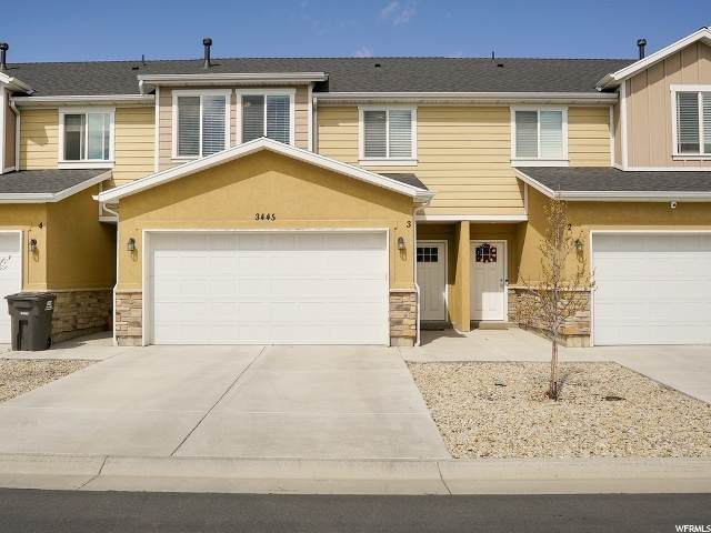 3445 S Kenna Ln W #3, West Haven, UT 84401 (#1665550) :: The Fields Team