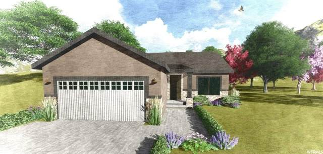 1609 W Foxberry Rd Baxter, Santaquin, UT 84655 (#1665566) :: Red Sign Team