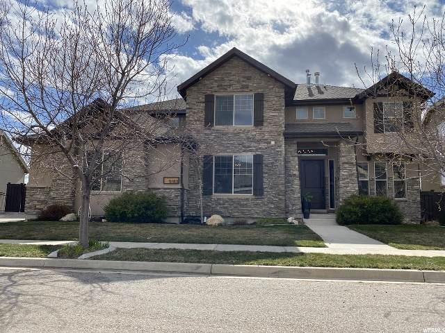 5183 N Eagles View Dr E, Lehi, UT 84043 (#1665574) :: Bustos Real Estate | Keller Williams Utah Realtors