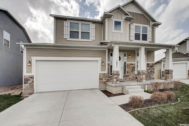 1641 N August Dr, Saratoga Springs, UT 84045 (#1665591) :: The Fields Team