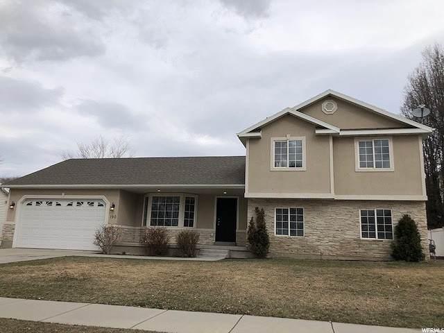 190 W Chloe Way, Midvale, UT 84047 (#1665598) :: Bustos Real Estate | Keller Williams Utah Realtors