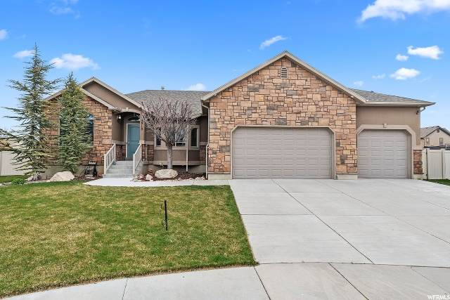 3013 S 1325 W, Syracuse, UT 84075 (#1665600) :: Doxey Real Estate Group