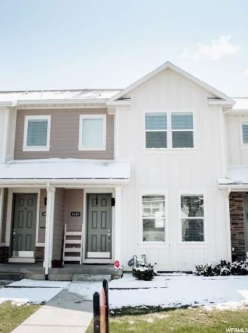 6649 W Terrace Wash Ln #108, West Jordan, UT 84081 (#1665607) :: Bustos Real Estate   Keller Williams Utah Realtors