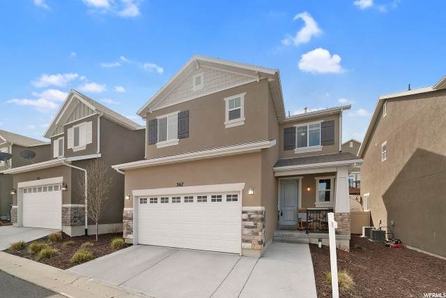 267 W Willow Dr, Saratoga Springs, UT 84045 (#1665613) :: Colemere Realty Associates