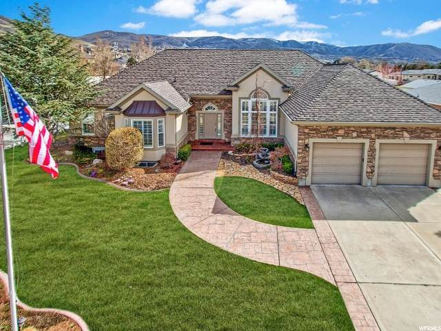 1582 E Cherry Creek Ln S, Draper, UT 84020 (#1665617) :: Bustos Real Estate | Keller Williams Utah Realtors