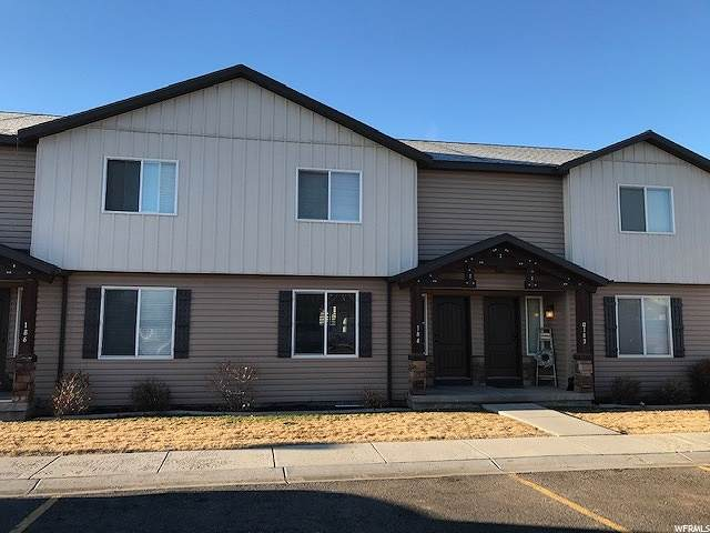 184 E 500 N, Roosevelt, UT 84066 (#1665626) :: Bustos Real Estate   Keller Williams Utah Realtors