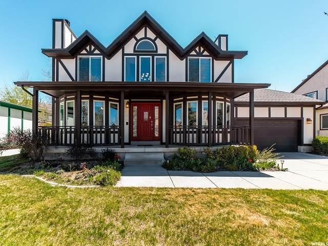 1942 E Sunridge Cir S, Sandy, UT 84093 (#1665653) :: Utah City Living Real Estate Group