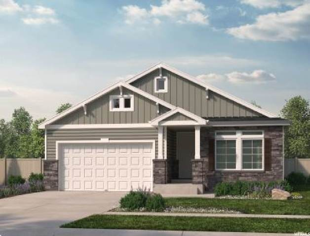 278 E Hayes Well Ln #204, Saratoga Springs, UT 84045 (#1665669) :: Big Key Real Estate