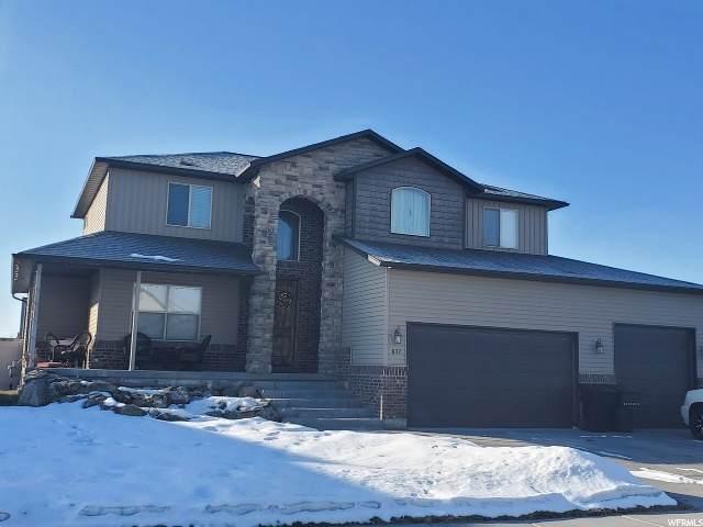 837 W 460 S, Tremonton, UT 84337 (MLS #1665679) :: Lookout Real Estate Group