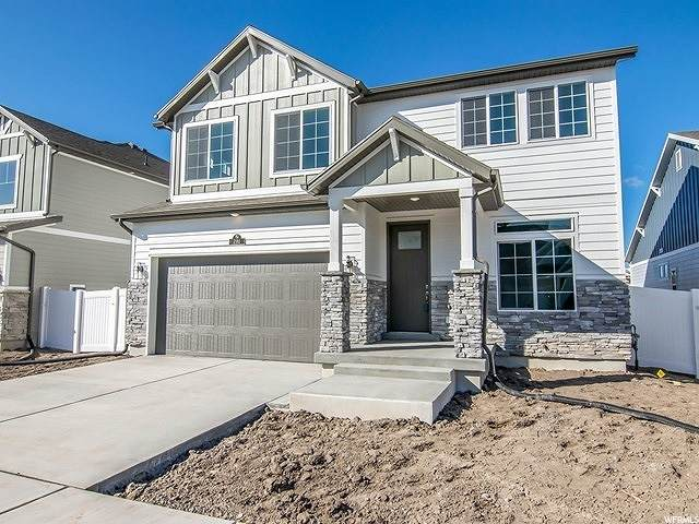 264 S Hayes Well Ln #206, Saratoga Springs, UT 84045 (#1665681) :: Big Key Real Estate
