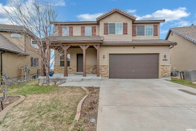 16086 S Fielding Hill Ln E, Draper, UT 84020 (#1665685) :: Bustos Real Estate | Keller Williams Utah Realtors