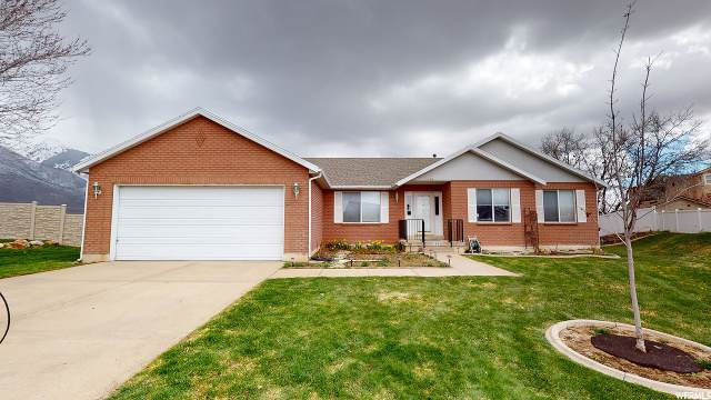 1884 E 2825 N, Layton, UT 84040 (MLS #1665694) :: Lawson Real Estate Team - Engel & Völkers
