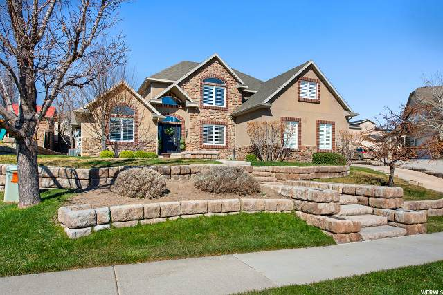11581 N Skyline Dr, Highland, UT 84003 (#1665705) :: Red Sign Team