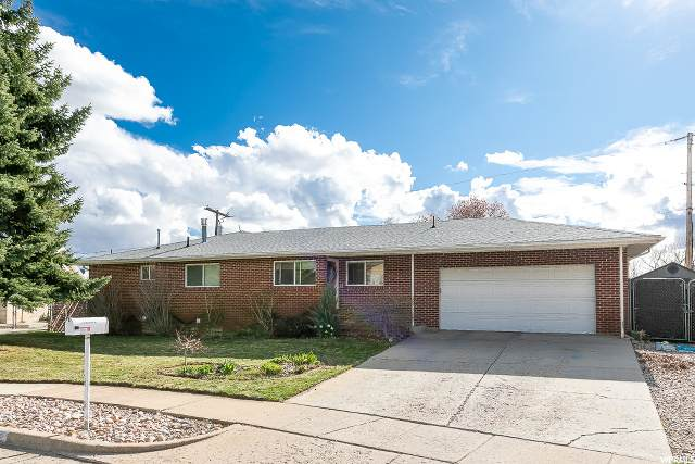971 Henderson Dr, Ogden, UT 84404 (#1665709) :: Big Key Real Estate