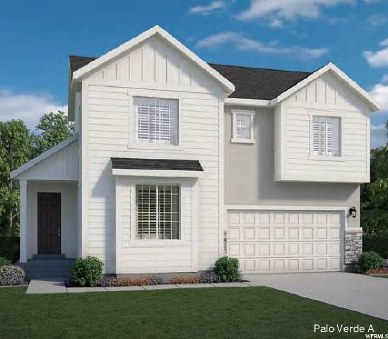 915 W 2770 N, Lehi, UT 84043 (#1665724) :: Colemere Realty Associates