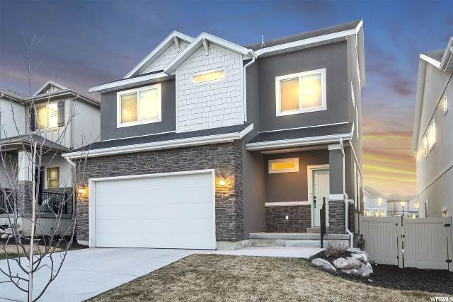 14352 S Ashvale Dr W, Herriman, UT 84096 (#1665734) :: Bustos Real Estate | Keller Williams Utah Realtors