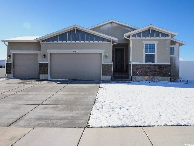 6583 W Annie Lee Way S, West Jordan, UT 84081 (#1665746) :: Colemere Realty Associates