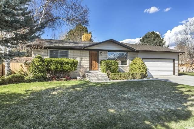 967 E Casa Negra Ave, Midvale, UT 84047 (#1665802) :: Bustos Real Estate | Keller Williams Utah Realtors