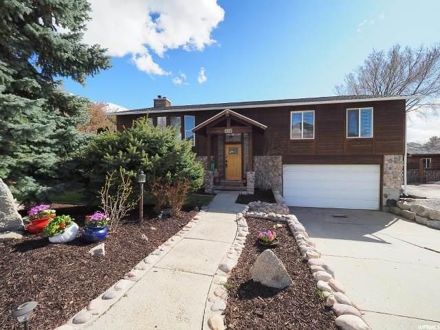 2110 E Pinecrest Ln S, Sandy, UT 84092 (#1665804) :: Bustos Real Estate | Keller Williams Utah Realtors