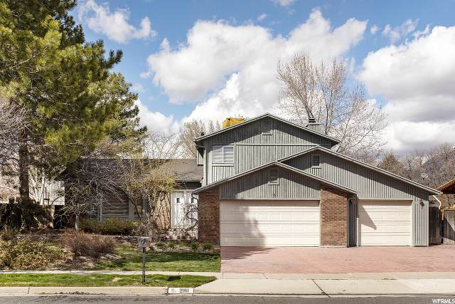 2161 E Laver Ct, Sandy, UT 84092 (#1665812) :: The Fields Team