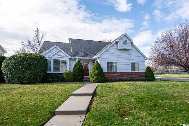 1489 W Crosspark Dr, Taylorsville, UT 84123 (MLS #1665833) :: Lawson Real Estate Team - Engel & Völkers