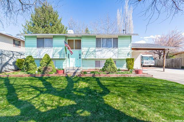 1176 N 700 W, West Bountiful, UT 84087 (#1665862) :: Colemere Realty Associates