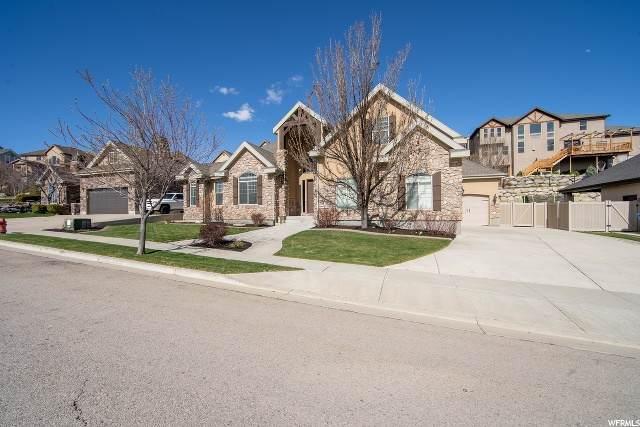 5176 N Grey Hawk Dr, Lehi, UT 84043 (#1665866) :: Bustos Real Estate | Keller Williams Utah Realtors