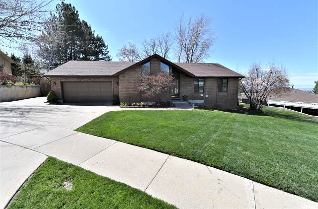 1436 E Center St Cir S, Bountiful, UT 84010 (#1665874) :: REALTY ONE GROUP ARETE
