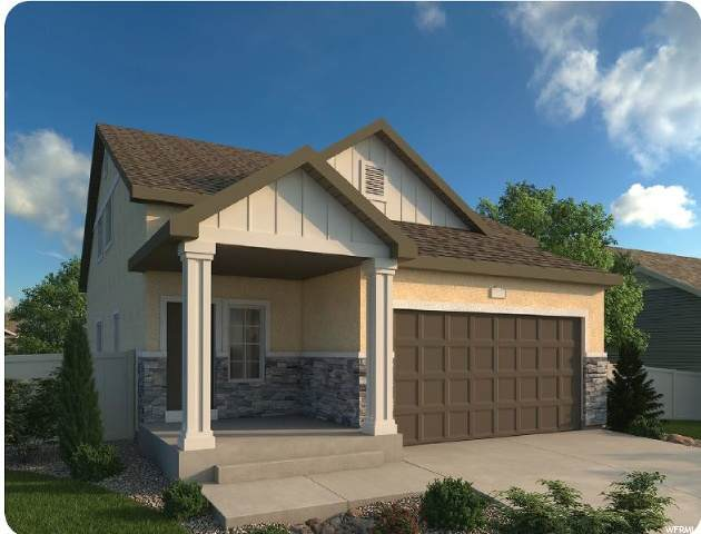 324 S High Rock Ave W #304, Saratoga Springs, UT 84045 (#1665875) :: Big Key Real Estate