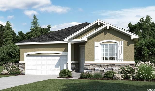5439 N Lindbergh Ln #116, Eagle Mountain, UT 84005 (#1665889) :: Big Key Real Estate