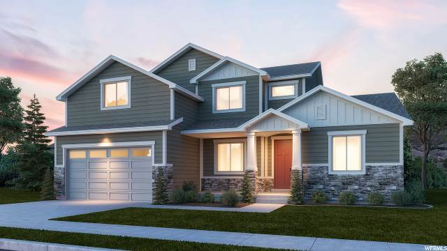 1916 W 2135 S, Woods Cross, UT 84087 (#1665894) :: Doxey Real Estate Group