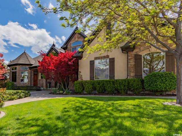 12363 Timberline Dr, Highland, UT 84003 (#1665917) :: Red Sign Team