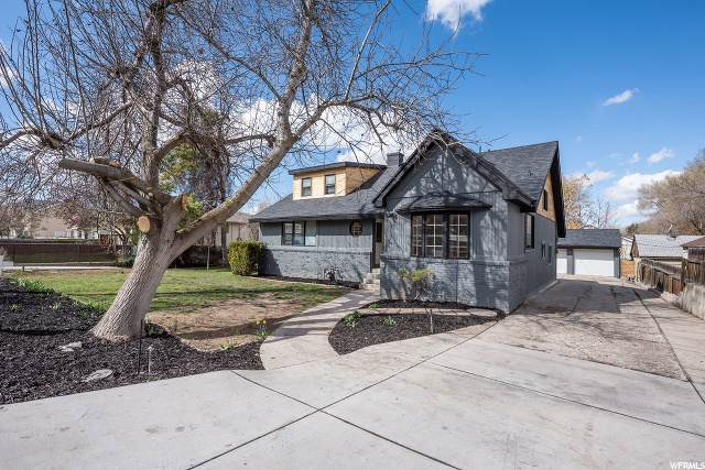 3524 S 1100 E, Salt Lake City, UT 84106 (#1665922) :: The Fields Team