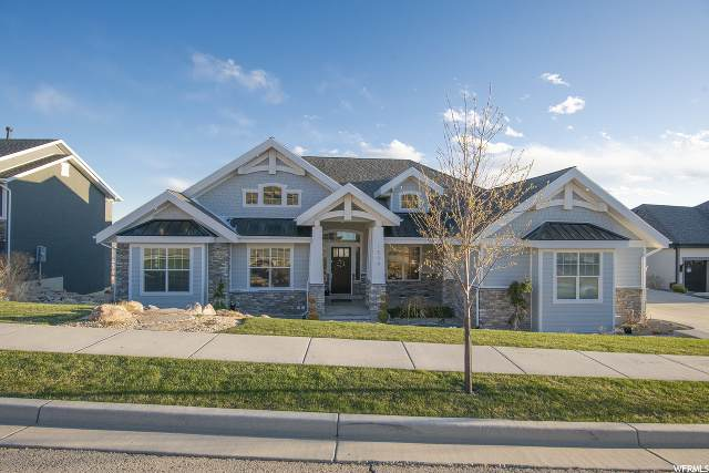 1599 W Moring View Way N, Lehi, UT 84043 (#1665927) :: Bustos Real Estate | Keller Williams Utah Realtors