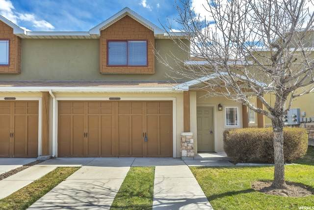 3893 W Pine Landing Way S, West Jordan, UT 84084 (#1665930) :: The Fields Team